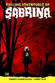 An image of the Chilling Adventures of Sabrina Book Cover.