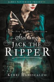 An image of the Stalking Jack the Ripper Book Cover.