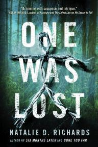 An Image of the One Was Lost Book Cover.