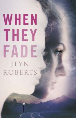 An image of the When they Fade Book Cover.