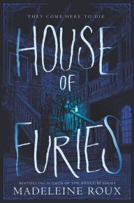 An image of the House of Furies Book Cover.
