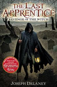 An image of the Revenge of the Witch book cover.