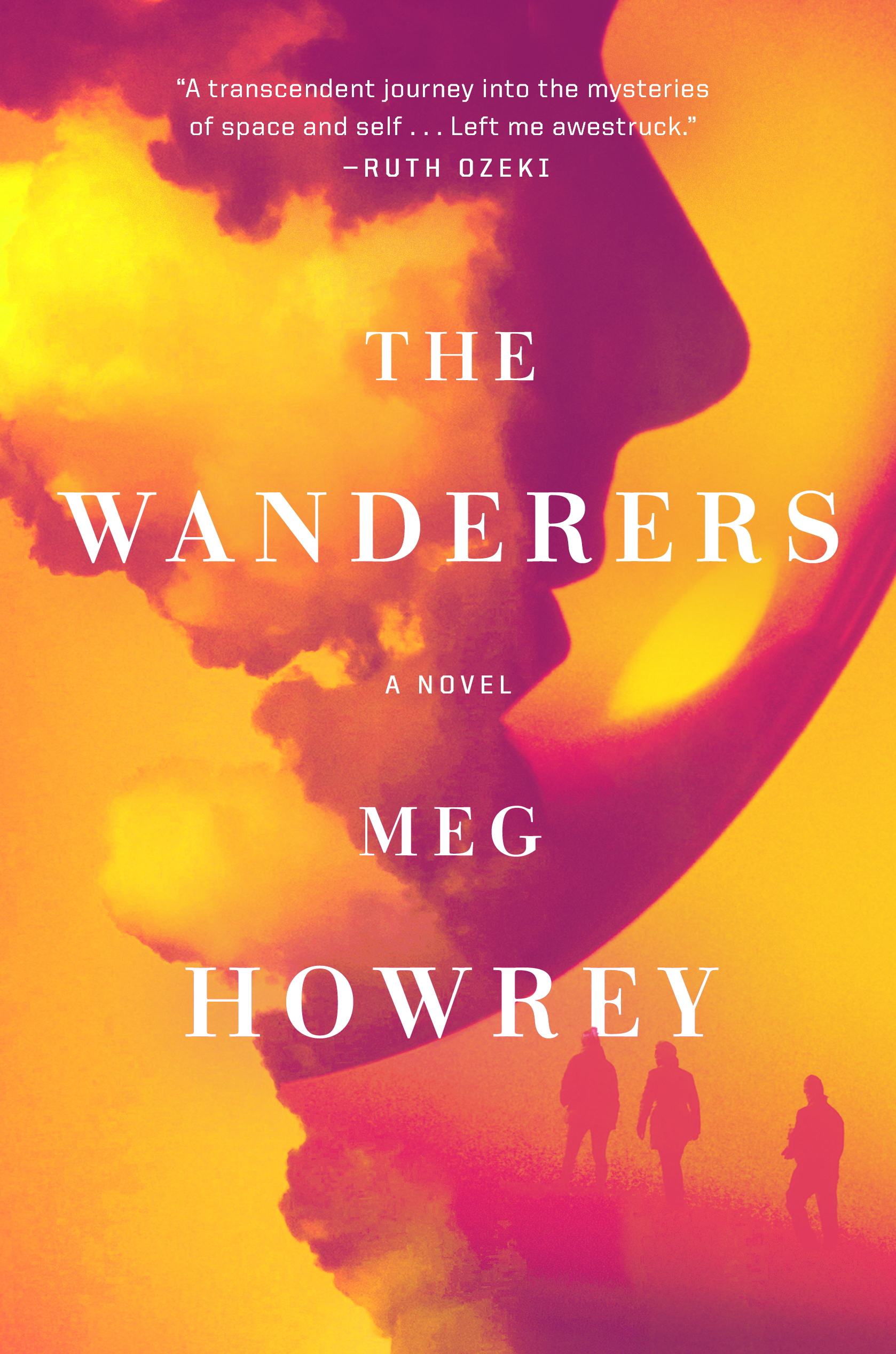 The Wanderers Book Cover