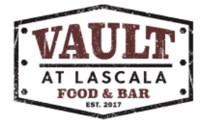 An image of the Vault at La Scala logo.