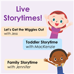 Live Storytimes