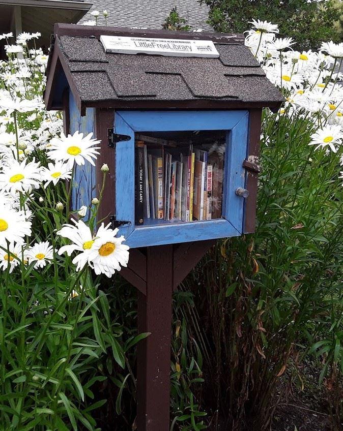 Image of Little Free Library on 19th St.