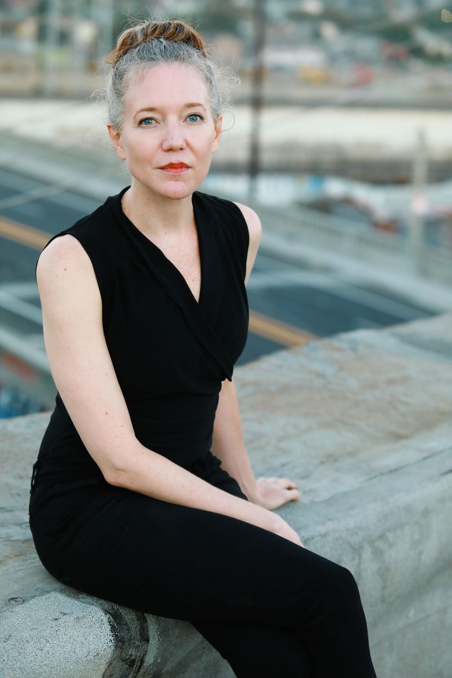 Author Meg Howrey photo by David Zaugh